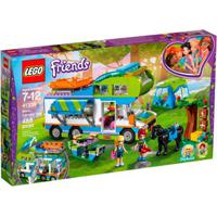 Lego Friends - Trailer De Acampamento Da Mia - Unissex-Incolor