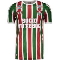 Camisa Under Armour Fluminense I 2017 Sulamericana Patrocínio - Masculino