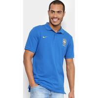 Netshoes  Camisa Polo Seleção Brasil 2018 Nike Masculina - Masculino d8efd5a7aa6fc