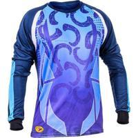 Camisa Goleiro Poker Sublimax Bank Masculina - Masculino