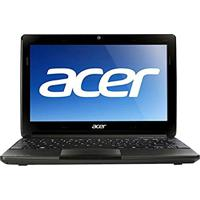 "Netbook Acer Aspire Aod270-1809 - Preto - Intel Atom N2600 - Ram 2Gb - Hd 320Gb - Tela 10.1"" - Windows 7 Starter"