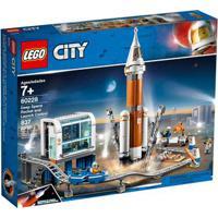 Lego City - Centro De Lançamento De Foguetes - 60228