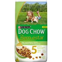 Ração Para Cães Dog Chow Bem Estar Filhotes Raças Pequenas Com 1Kg