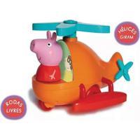 Veículo De Atividades - Peppa Pig - Helicóptero Da Peppa - Elka