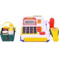 Caixa Registradora Infantil Belfix Com Scanner Som E Luzes - Unissex
