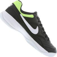 Tênis Nike Court Lite - Masculino - Preto/Verde Cla