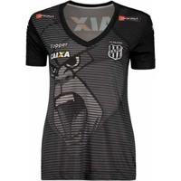 Camisa Topper Ponte Aquecimento 2018 Feminina - Feminino