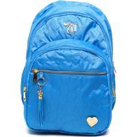 Mochila Dmw Love Azul