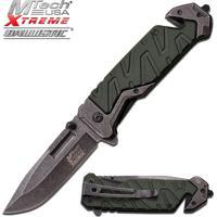 Canivete De Resgate Mtech Usa Mx-A841Gn
