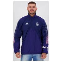 Jaqueta Adidas Real Madrid Viagem