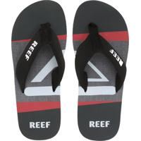 Chinelo Reef Mc Clurg Preto