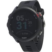 Monitor Cardíaco Com Gps Garmin Forerunner 245 Music - Preto