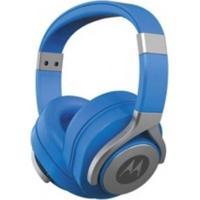 Fone De Ouvido Pulse Max Cabo Destacável 1,2M Com Microfone Motorola Azul