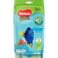 Fralda Para Piscina Huggies Little Swimmer Tamanho P 1 Tira