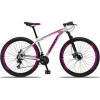 Bicicleta Aro 29 Dropp Alumínio 21 Marchas Freio A Disco - Unissex