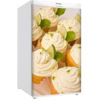 Adesivo Sunset Adesivos Frigobar Decorativo Porta Cupcake Limão