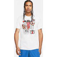 Camisa Nike Lakers Lebron Logo Masculina