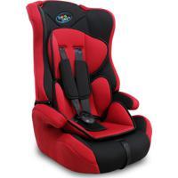 Cadeira Cadeirinha Bebê 9 A 36 Kg Cisney Vermelho