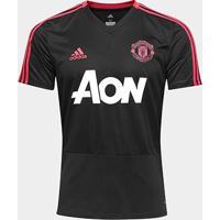 396cd27b62 Netshoes  Camisa Manchester United Treino 2018 Adidas Masculina - Masculino