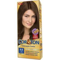 Coloração Creme Cor E Ton 6.0 Louro Escuro Niely