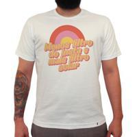 Menos Filtro Do Insta, Mais Filtro Solar - Camiseta Clássica Masculina