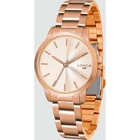 Relógio Lince Feminino Lrr4482L R1Rx