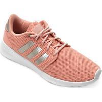 1ab34f542d1 Netshoes  Tênis Adidas Qt Racer Feminino - Feminino