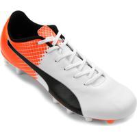 Netshoes  Chuteira Campo Puma Evospeed 5.5 Tricks Fg Masculina - Masculino 4d580653e4c8c