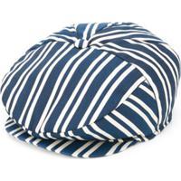 Colorichiari Striped Fisherman Hat - Azul