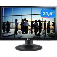 "Monitor Gamer Lg 22Mp55Pj-B.Awz 21,5"" Led Ips - Widescreen Full Hd Hdmi 83Khz 5Ms - Unissex"