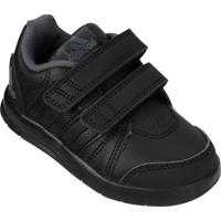 Tênis Adidas Lk Trainer Cf I Synth Infantil - Unissex-Preto