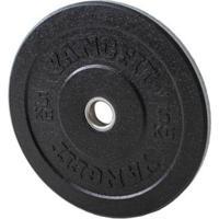 Anilha Olímpica Bumper Crumb Plate Hi Temp Yangfit 5Kg - Unissex