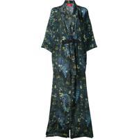 F.R.S For Restless Sleepers Oversized Edone Kimono - Azul