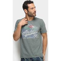 Camiseta Aleatory Adventure Explorer Masculina - Masculino