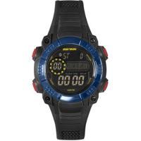 Relógio Mormaii Nxt Masculino - Masculino-Preto