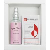 Kit Rosas 1 Água Floral De Rosas 120Ml + 4 Bio Argila 30G - Unissex-Incolor