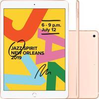 Tablet Apple Ipad 7ª Geração 10.2'' Wi-Fi 32Gb Dourado Mw762
