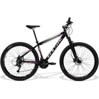 Bicicleta Gts Aro 29 Freio Hidráulico 21 Marchas E Amortecedor Gts M1 Movee Freio Hidráulico - Unissex