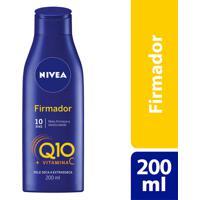 Hidratante Firmador Nivea Q10 Vitamina C 200Ml