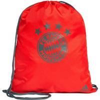 Bolsa De Ginástica Adidas Bayern Vermelha
