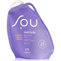 Desodorante Hidratante Corporal Pele Seca Sou - 400 Ml