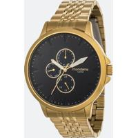 Relógio Masculino Mondaine 99340Gpmvds1 Analógico 5Atm