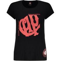 Camiseta Athletico Paranaense Square Feminina - Feminino