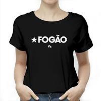 Camiseta Botafogo Fogão Feminina - Feminino