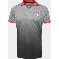 Camiseta São Paulo Halo Masculina - Masculino