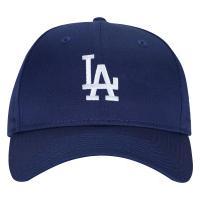 Boné Aba Curva New Era 940 Los Angeles Dodgers - Snapback - Adulto - Azul  Escuro ba10cf5aba9