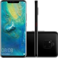 Smartphone Huawei Mate 20 Pro 128Gb Single Chip Versão Global Desbloqueado Preto