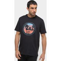 Camiseta Quiksilver Paradise Masculina - Masculino