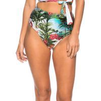 Calcinha Hot Pants Asa Delta Lua Morena Caribe