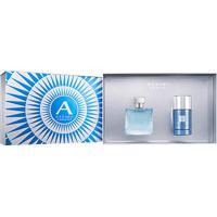 Kit Perfume Masculino Chrome Azzaro Eau De Toilette 50Ml + Desodorante 75Ml - Masculino
